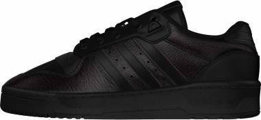 Adidas Rivalry Low - Black