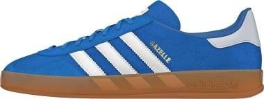 Adidas Gazelle Indoor - Blue Bluebird Ftwr White Gum 2 (B24974)