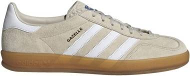 Adidas Gazelle Indoor - Clear Brown / Footwear White / Gum 3