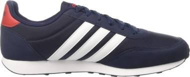 Adidas V Racer 2.0 - Collegiate Navy / Footwear White / Scarlet