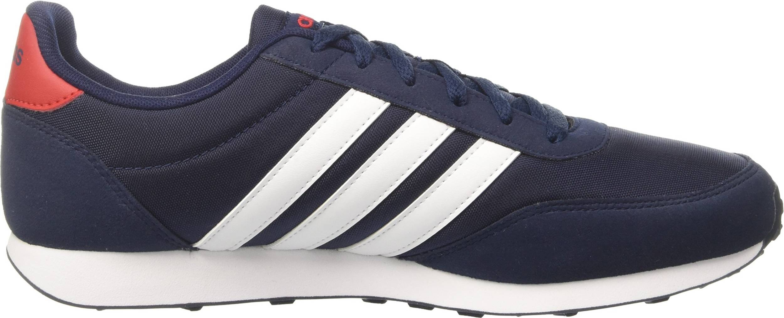 llorar paralelo Eclipse solar  Adidas V Racer 2.0 sneakers in blue (only $40) | RunRepeat