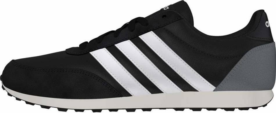 Adidas V Racer 2.0 sneakers in black | RunRepeat