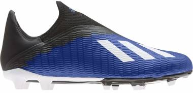 Adidas X 19.3 Firm Ground - Blue Team Royal Blue Ftwr White Core Black (EG7178)