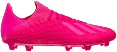 Adidas X 19.3 Firm Ground - Pink (FW0086)