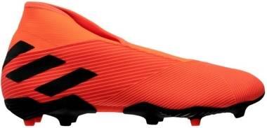 Adidas Nemeziz 19.3 Firm Ground Laceless - Orange (EH1092)