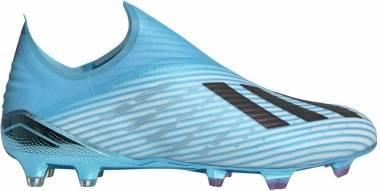 Adidas X 19+ Firm Ground - Blue (F35323)