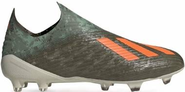 Adidas X 19+ Firm Ground - Green (EF8295)