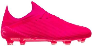 Adidas X 19.1 Firm Ground - Pink (FV3467)