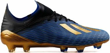 Adidas X 19.1 Firm Ground - Blue (F35313)
