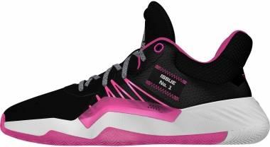Adidas D.O.N. Issue #1 - Black/Shock Pink/White (EF2401)
