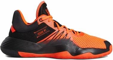 Adidas D.O.N. Issue #1 - Orange (EH2133)