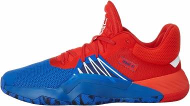 Adidas D.O.N. Issue #1 - Blue/Red/White (EF2400)