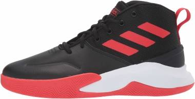 Adidas Own The Game - Black/Active Red/White (EF0746)