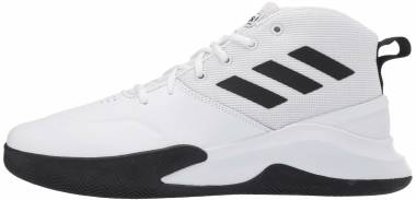 Adidas Own The Game - Ftwr White/Core Black/Ftwr White (EE9631)