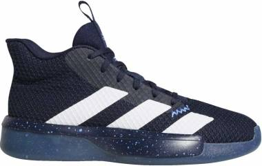 Adidas Pro Next 2019 - Collegiate Navy / Footwear White / Glow Blue (F97272)