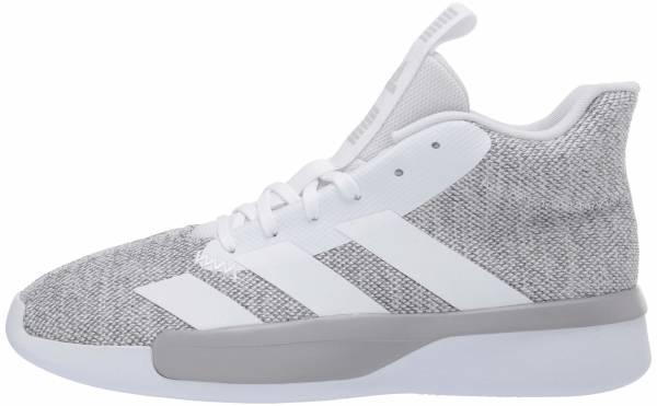 Adidas Pro Next 2019 - Ftwr White/Grey/Core Black (EH1968)