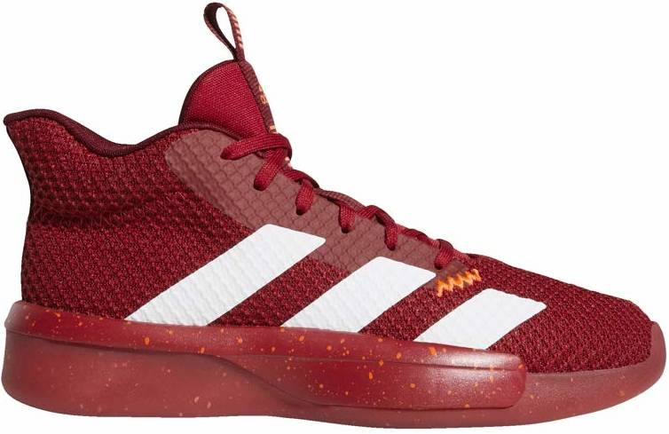 Save 52% on Red Adidas Basketball Shoes
