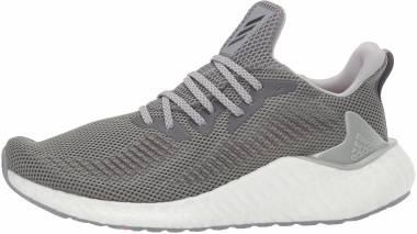Adidas Alphaboost - Grey Metallic/Silver Metallic/Grey (G54129)