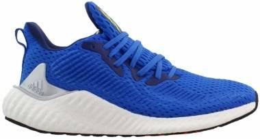 Adidas Alphaboost - Glory Blue/Signal Green/Tech Indigo (EG1434)