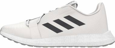 Adidas Senseboost Go - Footwear White / Grey Six / Chalix White