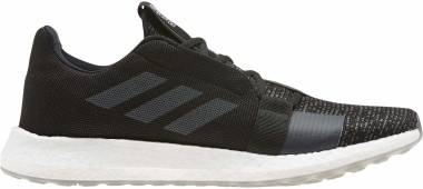 Adidas Senseboost Go - Core Black / Grey Six / Grey Three (EG0960)