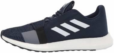 Adidas Senseboost Go - Collegiate Navy/ Ftwr White/ Core Black (EF1582)