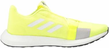 Adidas Senseboost Go - Solar Yellow/ Ftwr White/ Grey Six (EF1580)