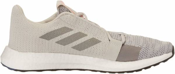 Adidas Senseboost Go - Grey One / Grey Three / Tech Ink