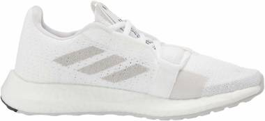 Adidas Senseboost Go - Ftwr White / Grey One / Core Black