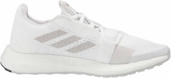 Adidas Senseboost Go - Ftwr White / Grey One / Core Black