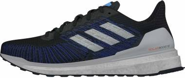 Adidas Solar Boost ST 19 - Black/ Grey/ Red