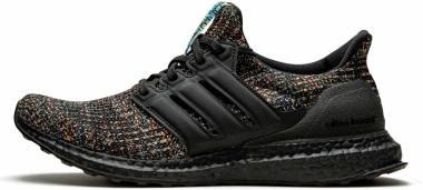 Adidas Ultraboost Multicolor - Core Black/Core Black/Glow (G54001)