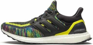 Adidas Ultraboost Multicolor - Black