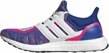 Adidas Ultraboost Multicolor - Blue/White/Shock Pink (EG8107)