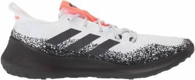 Adidas Sensebounce+ - White/Black/Solar Red