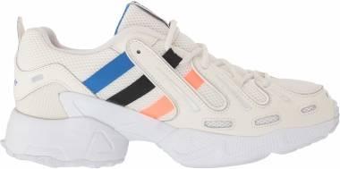 Adidas EQT Gazelle - Off White/Signal Coral/Glory Blue (EF5334)
