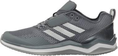 Adidas Speed Trainer 3 - Onix Argent Métallisé Blanc