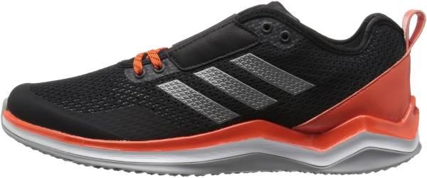 Adidas Speed Trainer 3 - Black Iron Collegiate Orange