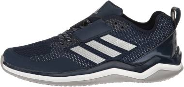 Adidas Speed Trainer 3 - Collegiate Navy/Metallic Silver/White (Q16545)