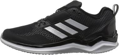 Adidas Speed Trainer 3 - Black, Silver, White (Q16536)