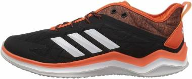 Adidas Speed Trainer 4 - Black Crystal White Collegiate Orange (CG5130)