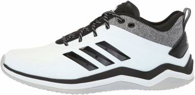 Adidas Speed Trainer 4 - Crystal White/Black/Carbon