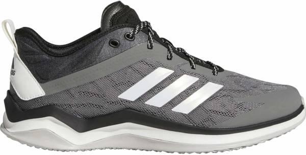 Adidas Speed Trainer 4 - Grey Crystal White Black