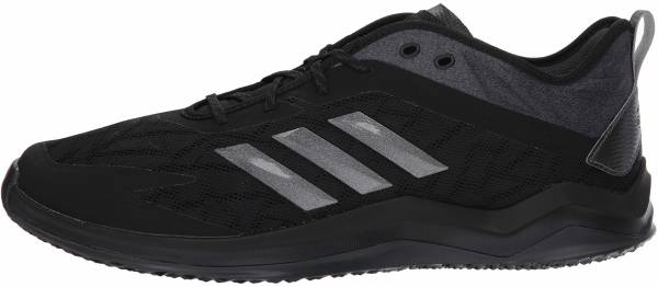 Adidas Speed Trainer 4 - Black Night Metallic Carbon