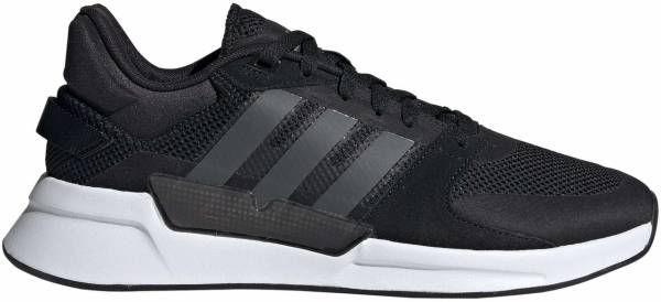 Residente Infidelidad trapo  Adidas Run 90s sneakers in black (only £50) | RunRepeat