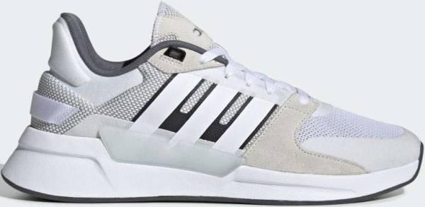 Adidas Run 90s - Multicolore Ftwbla Ftwbla Blapur 000 (EF0582)