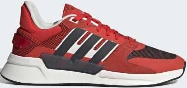 Adidas Run 90s - Multicolore Rojact Negbás Blanub 000 (EF0585)