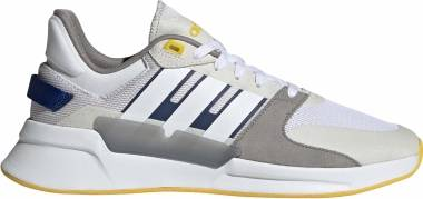 Adidas Run 90s - Orbit Grey / Footwear White / Dove Grey (EG8654)
