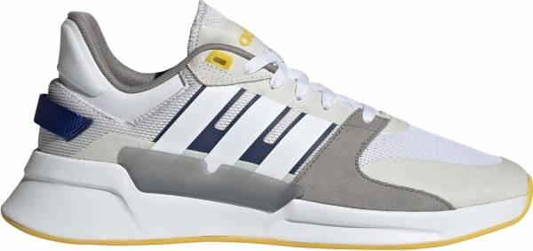 Adidas Run 90s - Orbit Grey / Footwear White / Dove Grey (EG8654)