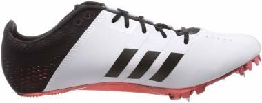 Adidas Adizero Finesse - White-core Black-shock Red (B37488)
